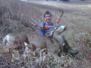 My first Idaho Mulie